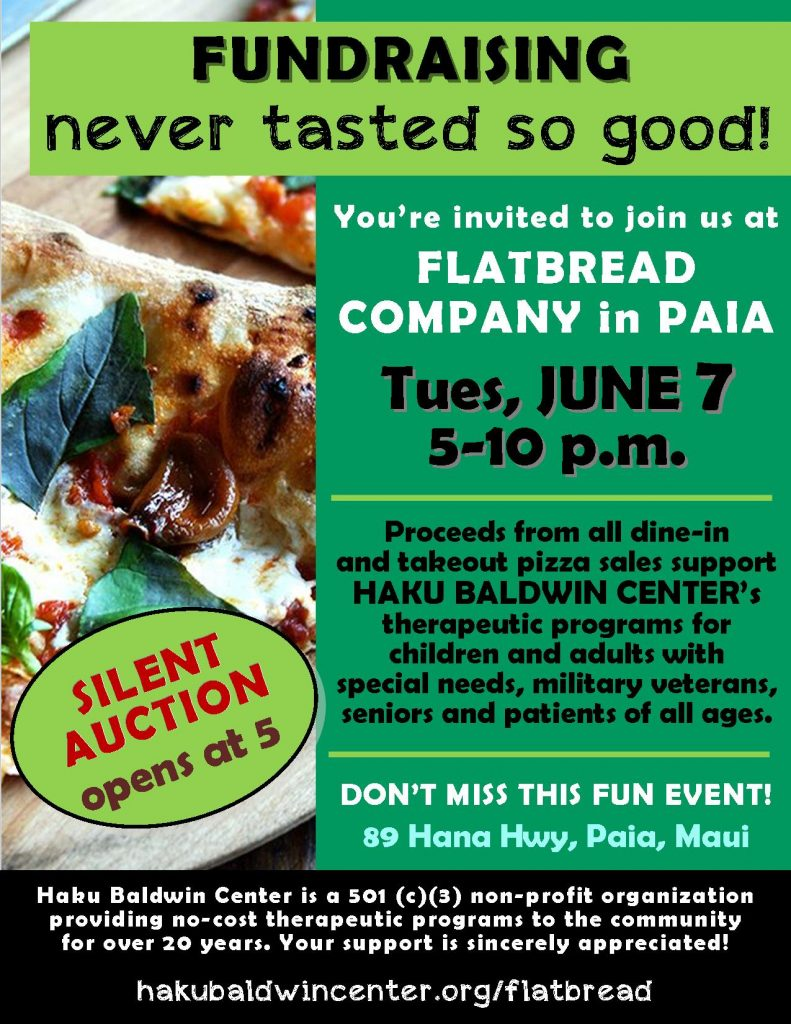HBC Flatbread Co Benefit Flyer 2016